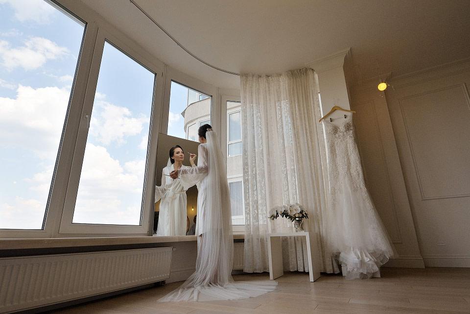 услуги свадебного фотографа в Киеве